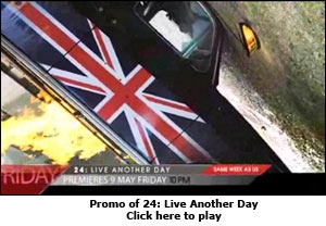 Promo of 24: Live Another Day