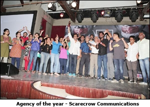 Agency of the year - Scarecrow Communications