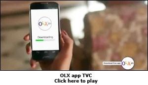 OLX app TVC