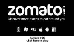 Zomato TVC