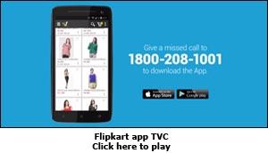 Flipkart app TVC