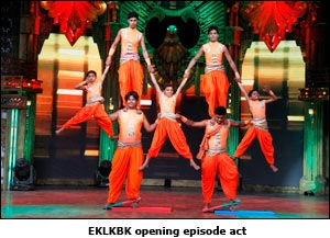 EKLKBK opening episode act