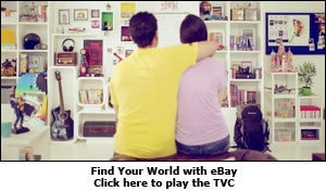 Find Your World with eBay