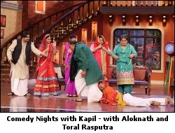 Comedy Nights