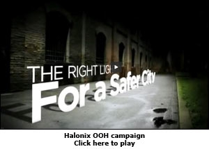 Halonix OOH campaign