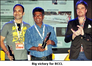 Big victory for BCCL