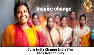 Care India Change India film
