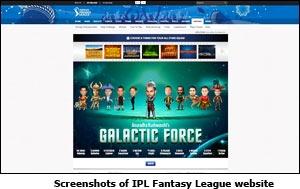 fantasy league ipl