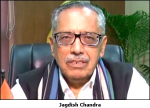 Jagdish Chandra