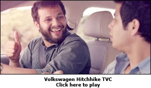 Volkswagen Hitchhike TVC