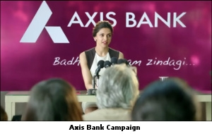 Axis Bank Campaign