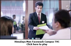 Himalaya Men Facewash Campus TVC