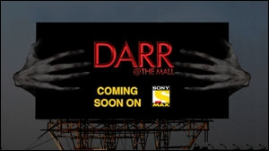 Darr @ The Mall OOH campaign