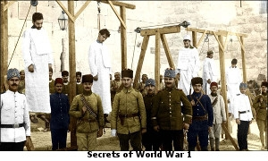 Secrets of World War 1