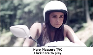 Hero Pleasure TVC