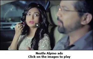 Nestle Alpino ad