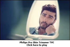 Philips Pro Skin Trimmer TVC