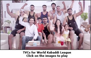 World Kabaddi League TVC