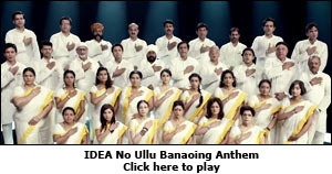 IDEA No Ullu Banaoing Anthem