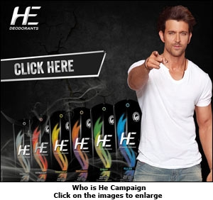 Who is He Campaign