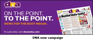 DNA new campaign