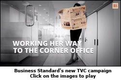 Business Standard's new TVC campaign