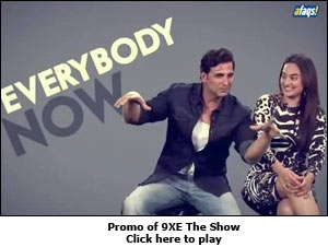 Promo of 9XE The Show