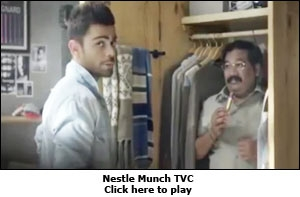 Nestle Munch TVC