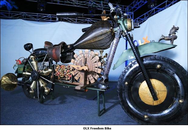 Olx S Freedom Bike