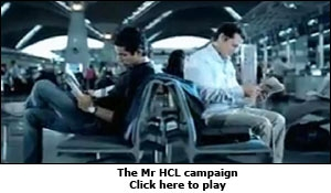 The Mr HCL campaign
