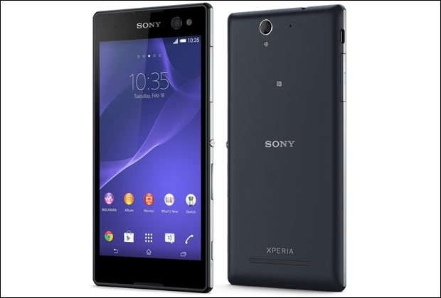 The Sony Xperia-C3