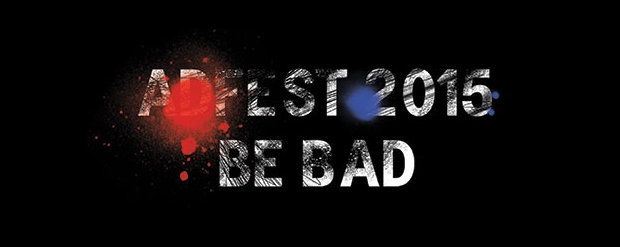 Adfest theme for 2015 - Be Bad