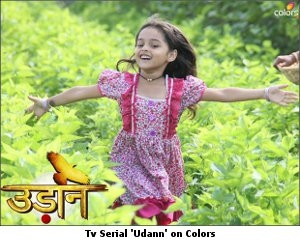 Tv Serial 'Udann' on Colors