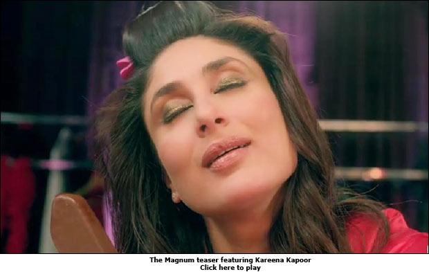 The Magnum Teaser featuring Kareena Kapoor