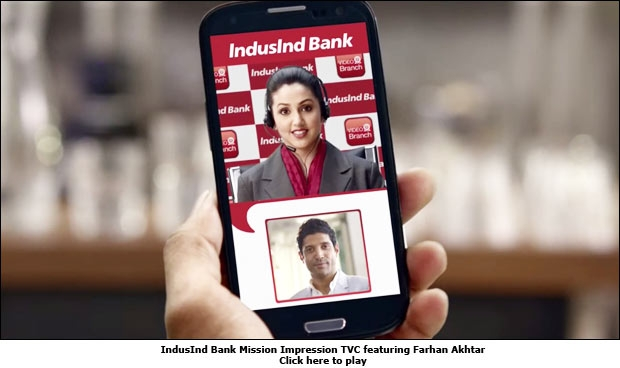 afaqs  creative showcase  indusind bank promotes  u0026 39 video