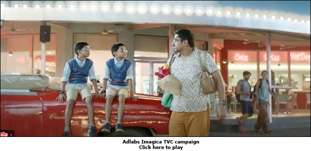 Adlabs Imagica TVC campaign