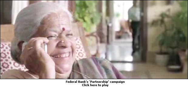 Federal Bank's 'Partnership' campaign