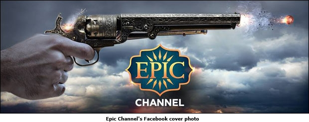 Epic Channel's FB cover photo