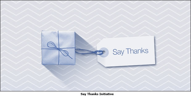 Say Thanks Initiative