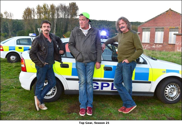 Top Gear, Season 21