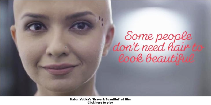 Dabur Vatika's 'Brave & Beautiful' ad film