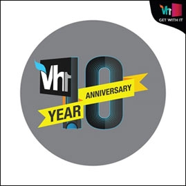 Vh1 completes a decade in India