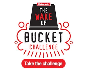 Wake Up Bucket Challenge