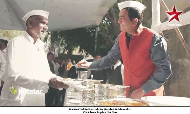 MasterChef India's ode to Mumbai Dabbawalas