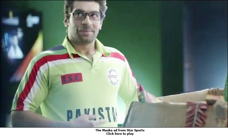The Mauka ad from Star Sports