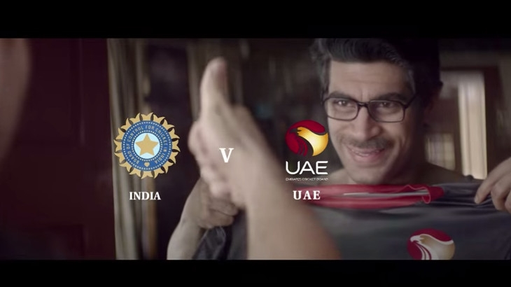 The Mauka campaign - India vs UAE