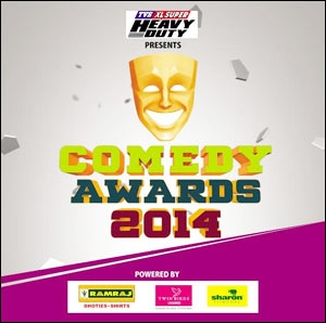 Comedy Awards 2014