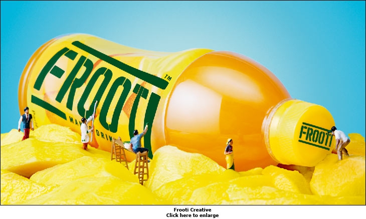 Frooti Creative