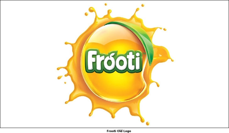 Frooti Old Logo