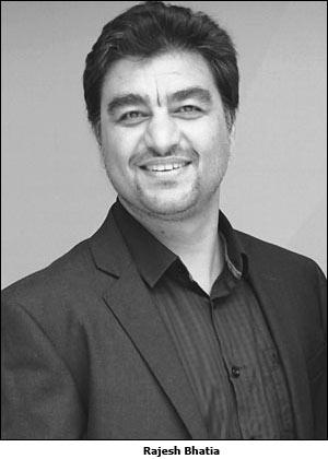 Cheil's digital head, Rajesh Bhatia, quits - Rajesh-Bhatia